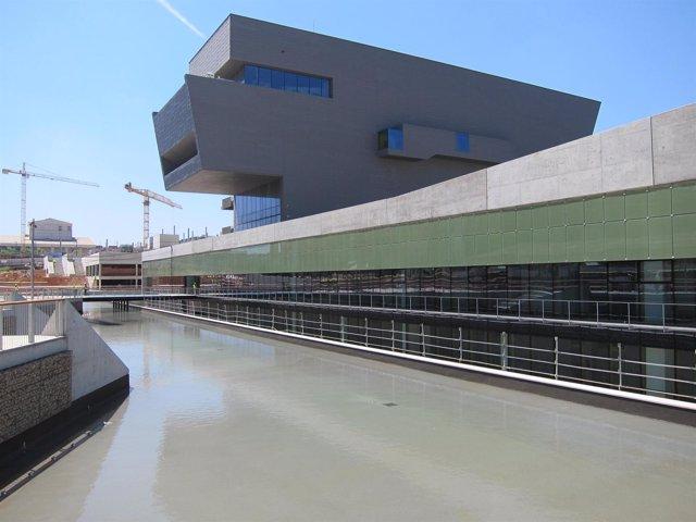 Disseny Hub Barcelona (DHUB), Museo Del Diseño En Glòries, De Oriol Bohigas