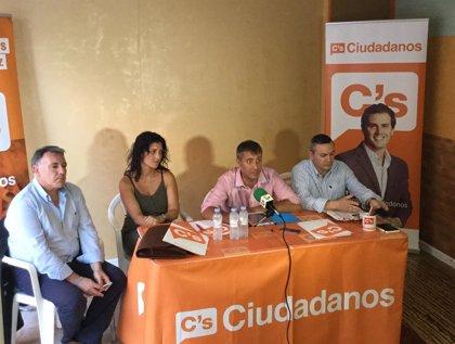"""C's exige que la construcción del Hospital de Alcañiz se realice """"de forma pública"""""""