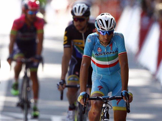 Vincenzo Nibali (Astana) en el Tour