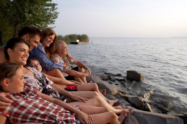 Vacaciones en familia sin tensiones