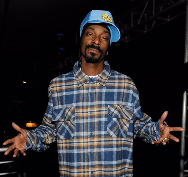 El rapero Snoop Dogg