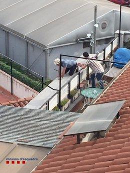 Detenidos por robar en domicilios del Baix Llobregat