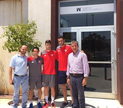 H. Mesa del Castillo se une al Centro de Investigación en Alto Rendimiento Deportivo Ucam-La Manga Club