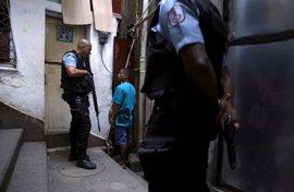 La Policía de Río de Janeiro comete casi el 16 por ciento de los homicidios