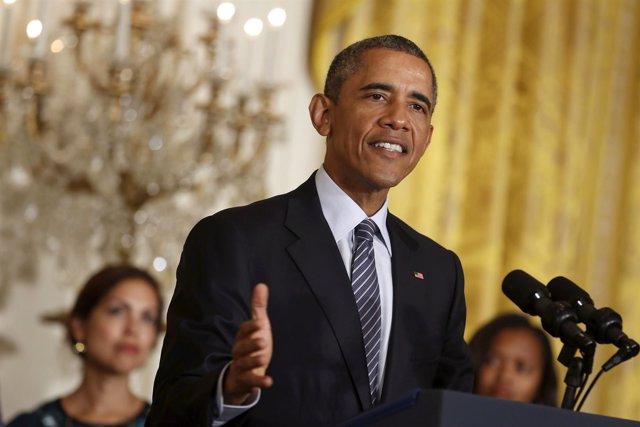 "Obama presenta su plan contra ""la gran amenaza"" del cambio climático"