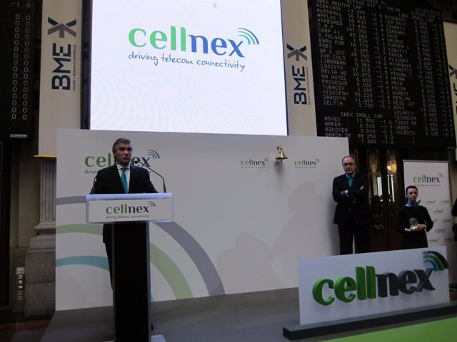 Francisco Reynés, presidente de Cellnex