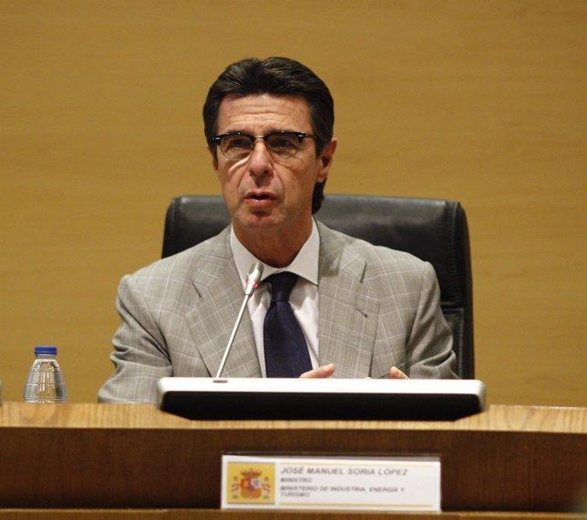 José Manuel Soria presenta Industria conectada 4.0