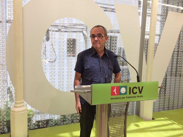 Joan Coscubiela (ICV)
