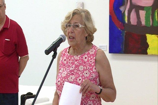 Carmena anuncia que 220 personas han evitado desahucios