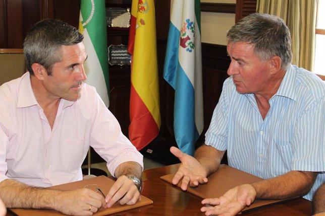 Nota De Prensa Sobre El Pacto Entre PP Y C's.