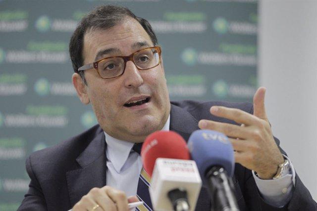 El juez Eloy Velasco, de la Audiencia Nacional