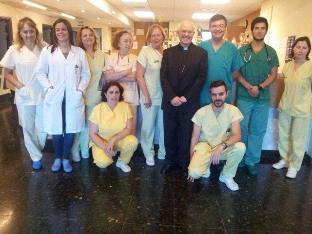 Alta Médica Del Arzbispo De Santiago