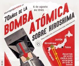El legado de II Guerra Mundial: la bomba atómica