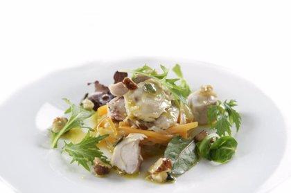La carne de conejo, recomendada a personas con sobrepeso por su bajo contenido calórico