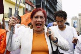 Tamara Adrián, la primera candidata transexual en unas elecciones en Venezuela