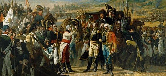 ÛLa rendición de Bailén', de Casado del Alisal, Teodoro Reding