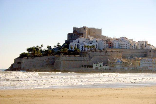 Castillo de Peñíscola (Castellón)