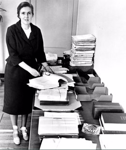 Frances Oldham Kelsey, farmacóloga que salvó a niños de la taliomida
