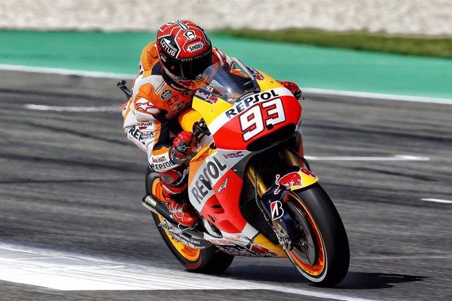 Marc Márquez, MotoGP - GP de Holanda.