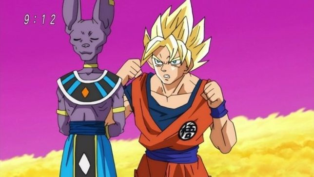 La versión cutre de Dragon Ball Super