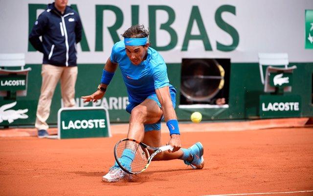 Rafa Nadal, Roland Garros 2015