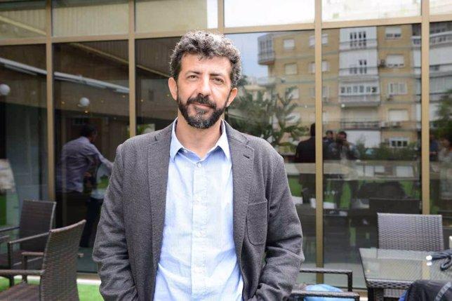 El director de cine andaluz Alberto Rodríguez