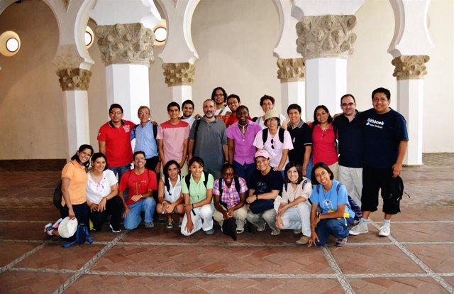 NP Misioneros De La Fraternidad Misionera Verbum Dei Visitan Toledo