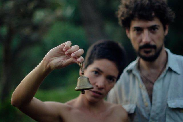 Yaíma Orozco y Alfred Artigas