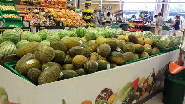 Melones Mercadona