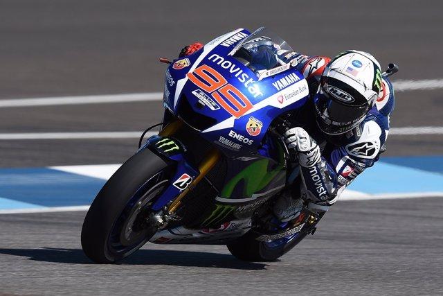 GP Indianapolis, Jorge Lorenzo