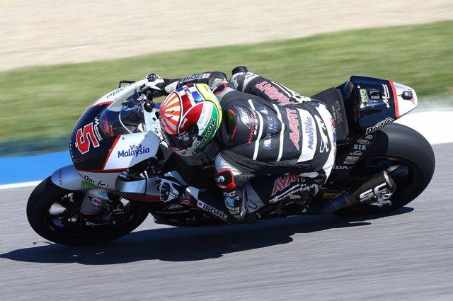 Zarco, Moto2, Indianapolis MotoGP 2015