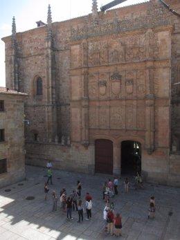 Edificio Histórico de la Universidad de Salamanca