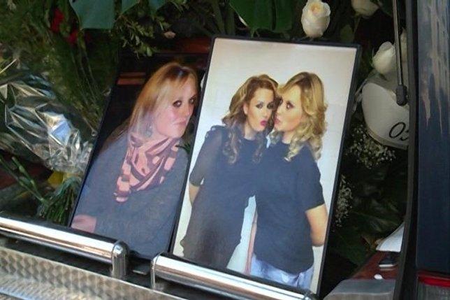Laura del Hoyo y Marina Okarynska, víctimas del crimen de Cuenca