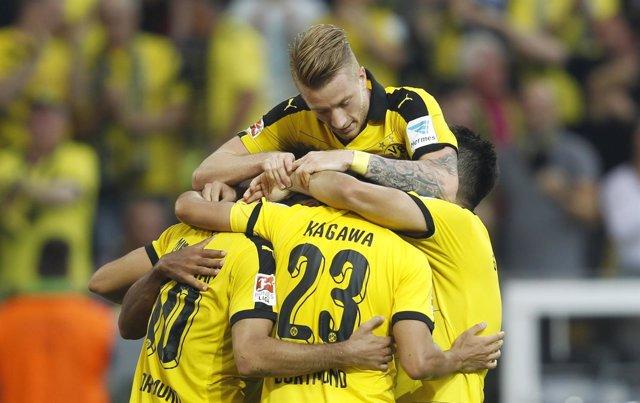 El Borussia Dortmund gana en su debut en la Bundesliga