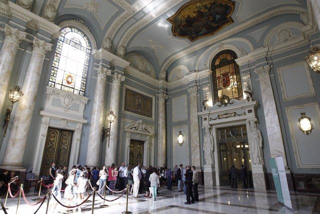 Tribunal Supremo (interior)
