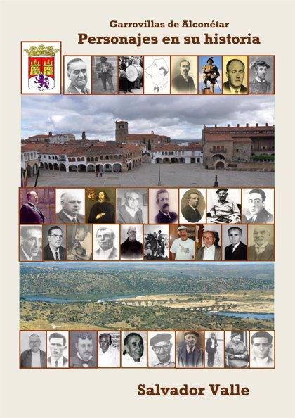 Un libro recoge biografías de 200 vecinos ilustres de Garrovillas de Alconétar
