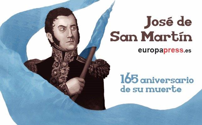 José De San Martín Diez Frases De Un Héroe De La