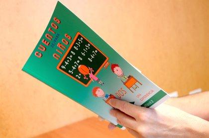 El Complejo Hospitalario de Jaén edita otro libro de cuentos para pacientes infantiles