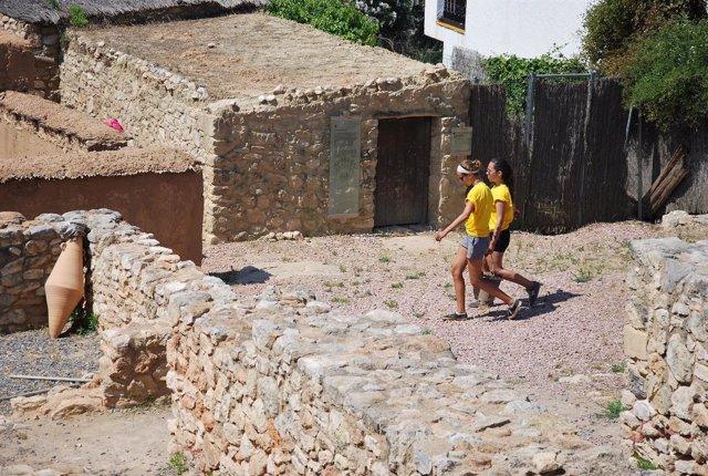 Campus de arqueología experimental a Calafell