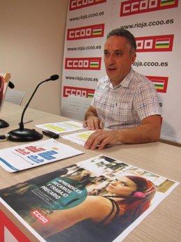 Presentación guía prácticas de CCOO