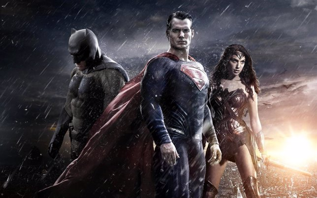Imagen de Superman, Batman y Wonder Woman