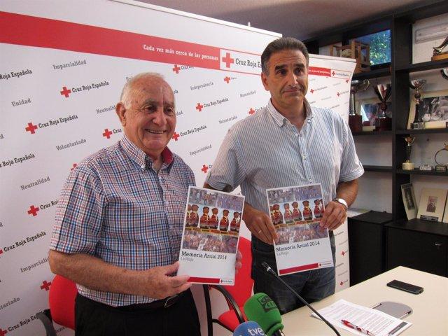 Presentación Memoria 2014 de Cruz Roja