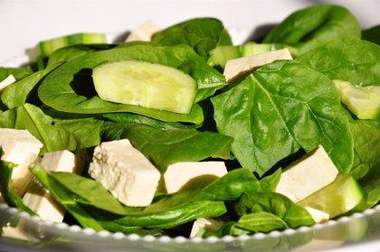 Cambiar el sistema de desinfección de verduras de hoja para evitar enfermedades