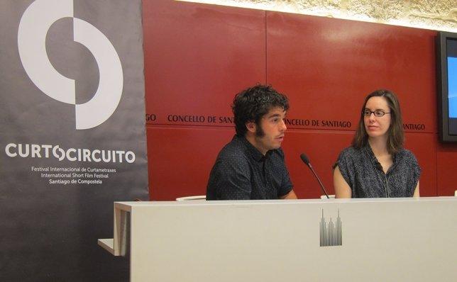 Festival de cine internacional 'Curtocircuíto' en rueda de prensa