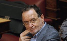 El líder del nuevo partido en Grecia dice que su objetivo es cancelar el acuerdo de rescate