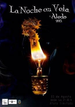 Cartel de la quinta edición de 'La Noche en Vela'
