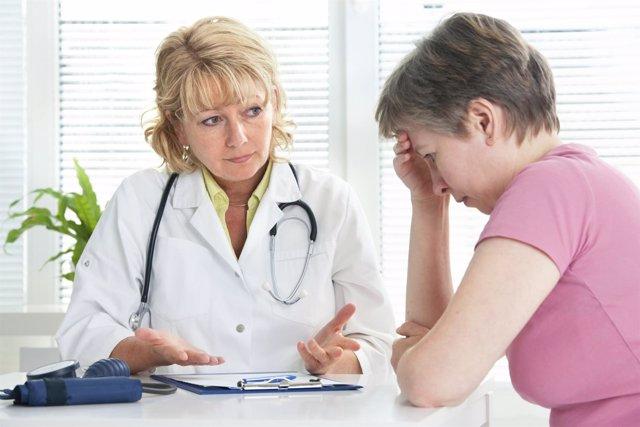 Médico, consulta, vergüenza, miedo