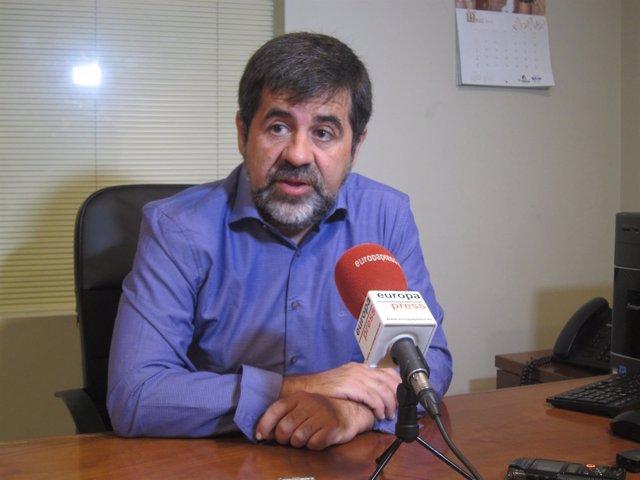 Presidente de la ANC, Jordi Sànchez