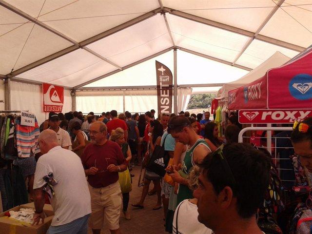 Feria Stock Surf