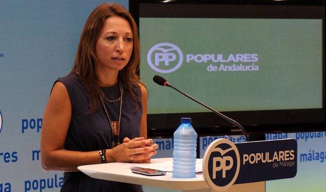 Patricia Navarro, vicesecretaria de Organización, Electoral y Formación PP-A